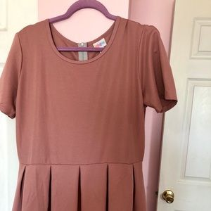 LulaRoe Amelia Dress ~ 3XL